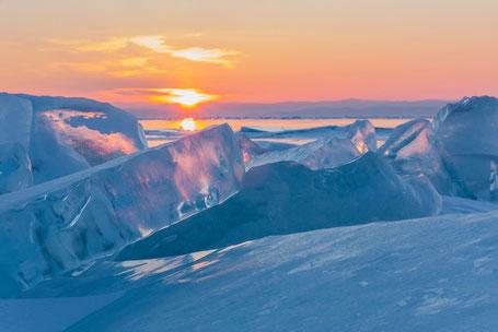 Anke Wolfert: Erster Sonnenaufgang