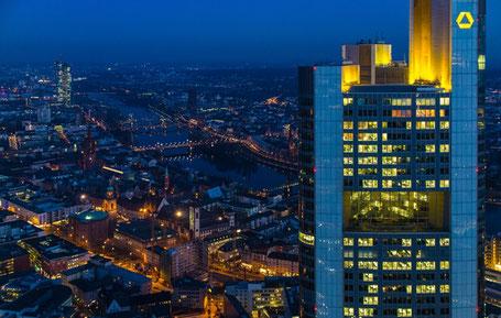 Anke Wolfert: Blick vom Maintower