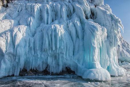 Anke Wolfert: Eisformation