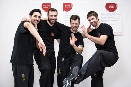 Kampfkunstschule Rosenheim - Selbstverteidigung 02