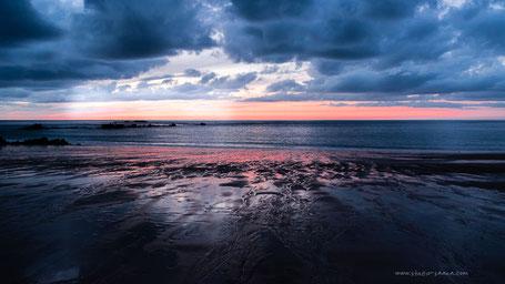 Photographie heure bleue réalisée par le Studio Saana, photographe professionnel à la chapelle sur Erdre près de Nantes.