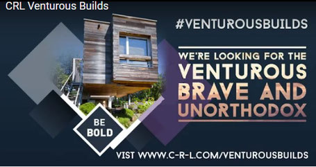 Stommel Haus awarded with the CRL Venturous Builds Award