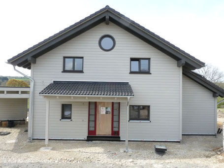 3 bedroom eco timber house in Dorset