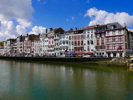 Bayonne - Hauptstadt des Baskenlandes (Fr.)
