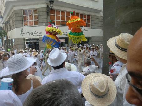 Santa Cruz de La Palma, Día de los Indianos