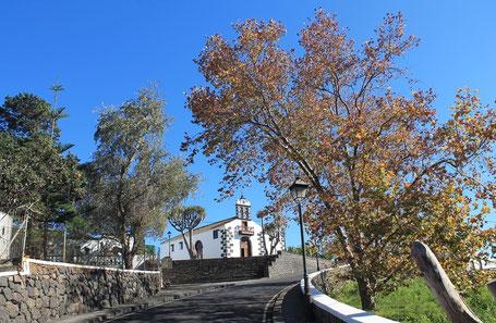 La Concepción, BReña Alta