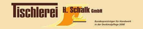 Tischlerei H. Schalk GmbH