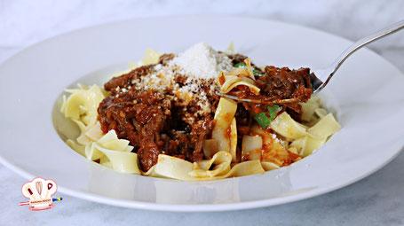 One pot pasta mit hähnchen Brza tjestenina sa piletinom
