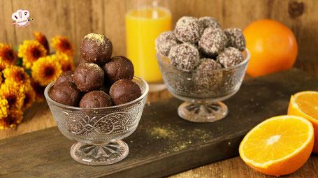 Soft Cake Ballchen Kekskugeln Mit Schokolade Und Orange Jafa Keks