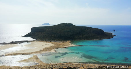 Crete, Beach, holidays, Balos, Elafonisi, Best beaches in crete, Places to visit in crete, travelguide, chania