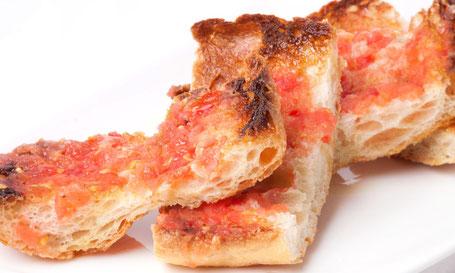 Pa amb tomaquet rezept