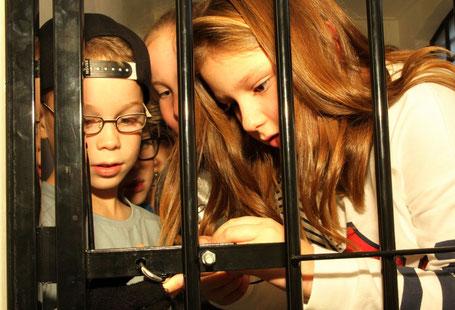 Kinder escaperoom, Aage M - Actief Veenhuizen
