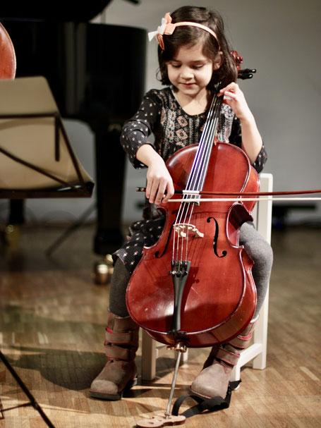Musikschule Cellounterricht
