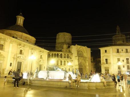 Tapas Tour deutschsprachig Valencia Abend Stadtführung