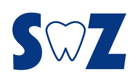 Logo Design aus zwei Buchstaben in der Schrift Geometric, die sehr zackig ist. Dazwischen eine Zahn-Kontur