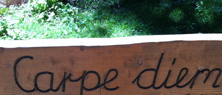 #inspiriencer carpe diem Lenzerheide