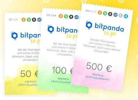 Quelle: Screenshot von bitpanda.com/de/togo