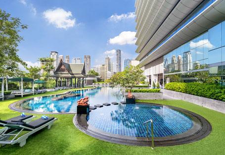 Reise, Luxus, Hotel, Thailand