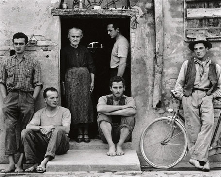 "Paul Strand, ""The family"" (foto)"