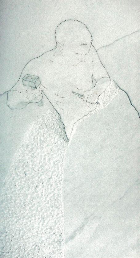 "A. Trotta, ""L'artefice"", 1977"