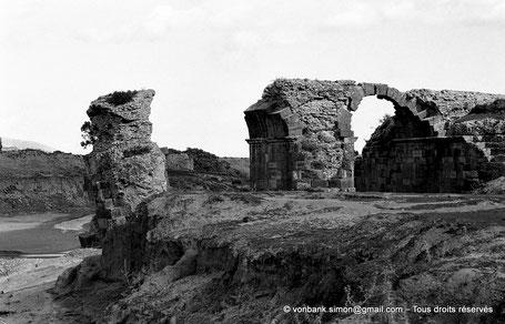 Chemtou (Simitthu) : Pont de Trajan