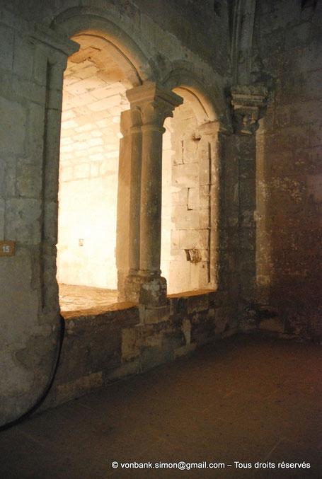 13 - La Roque d'Anthéron - Abbaye de Silvacane : L'Armarium - France - Abbaye cistercienne
