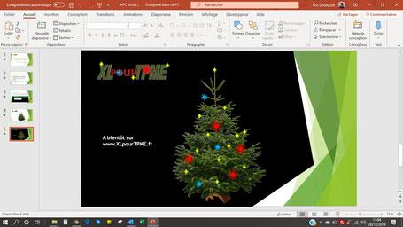 XLpourTPME : Utilisez les MFC comme pour décorer un sapin de Noël, avec sobriété