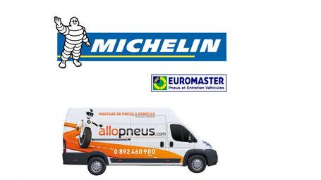 Michelin Allopneus  Sascar