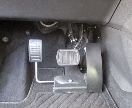 Mechanisches Linksgas, behindertengerechte Fahrzeugumbauten, Sodermanns
