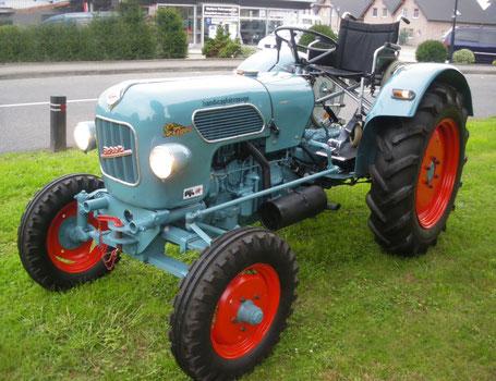 Traktor, Sonderumbau, Einzelanfertigung, Sodermanns