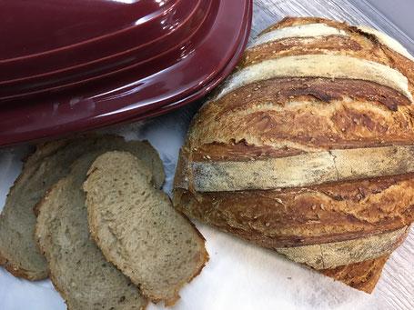 Brot aus dem Zaubermeister von Pampered Chef