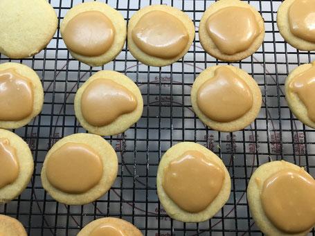 Twix-Kekse