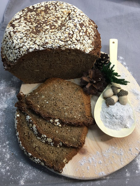 Frisches Brot aus einer Pampered Chef Backform