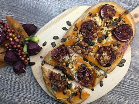 Pizza vom Zauberstein von Pampered Chef