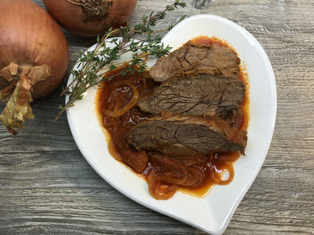 Rinderbraten in Zaubermeister von Pampered Chef
