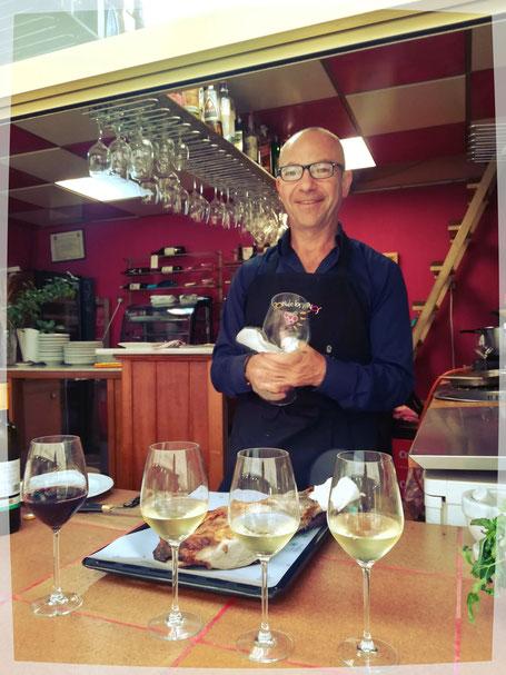 Dégustation de vins espagnol avec Vincente, un œnologue homologué