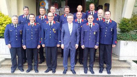 Wahl Gemeindefeuerwehrkommando 2015
