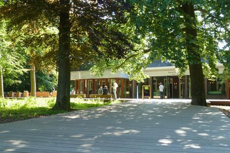 Bezoekerscentrum Groot Speijck Oisterwijk Natuurmonumenten