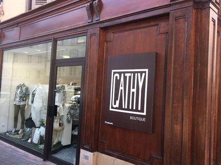 CATHY BOUTIQUE magasin de vêtements, accessoires et chaussures pour femmes au Puy en Velay