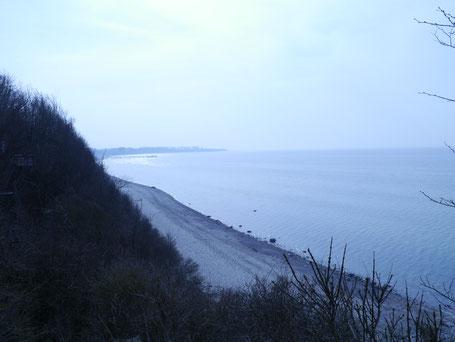 Ostseestrand bei Rerik