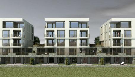 Wettbewerb Wohnbebauung Lahr