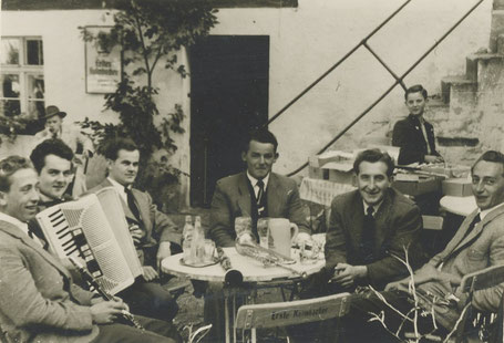 Abb. 8: Alfelder Juniors um 1955.