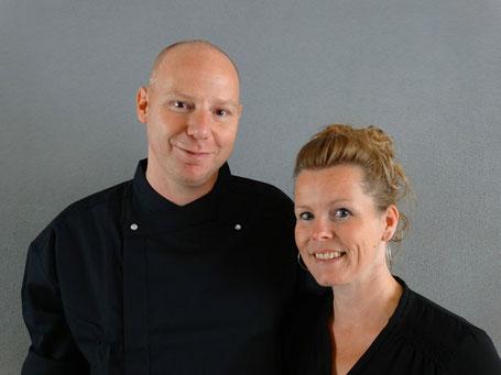 Bekelaar culinair catering, Eric van den Besselaar & Jessica van den Bekerom
