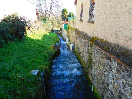 Canal de Cassagnac à Plaisance du Gers