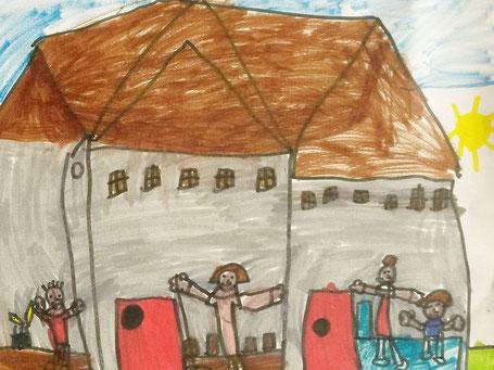 Interpretare Disegni Bambini Studio Multidisciplinare Il Granchio