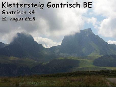 Klettersteig Gantrisch : Klettersteige heinz gueller