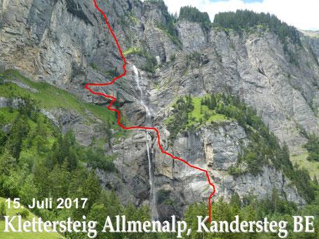 Klettersteig Fürenalp : Klettersteige heinz gueller.ch