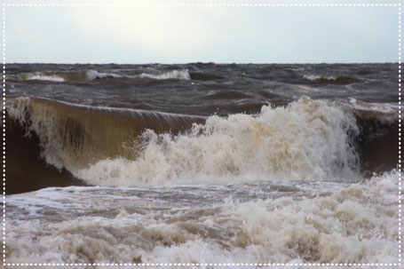 Ostsee Wellen