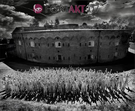 FortAkt 07 von Jan Saudek