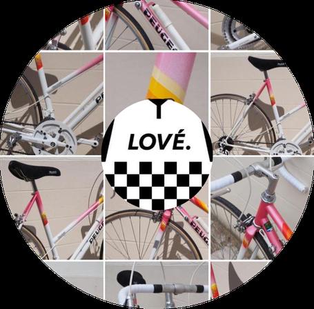 Logo biked matos d'occasion